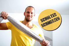 Schulterschmerzen behandeln - Impingement Syndrom - Übungen / Dehnen geg...