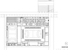 Gallery of City Sports Hall / AG Planum - 17