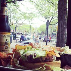 Boston Burger Company in Somerville, MA