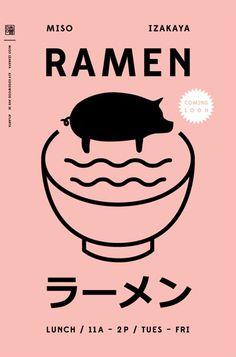 Ramen – Edmond Sans