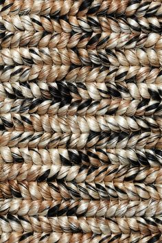 MERIDA | Design Cordova, Colorway Mixed Honeycomb, Construction Hand Woven,  Fiber Abaca