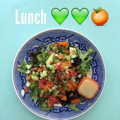 Here are just a few of my favorite 21 Day Fix Lunch Recipes. I have 4 children at home and I am in college full time so all of these recipes are quick and easy!Taco Salad - seasoned ground beef, l...