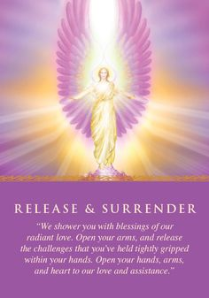 Oracle Card Release & Surrender | Doreen Virtue - Official Angel Therapy Website