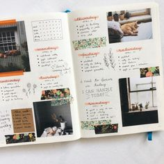 Journal layout