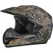 Can-Am XC-3 CAMO HELMET from JESCO MARINE AND POWER SPORTS