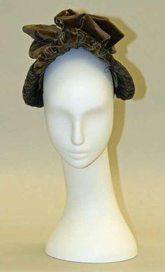 Bonnet 1886-88