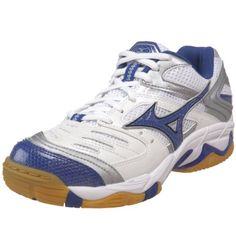 Mizuno Women's Wave Rally Volleyball Shoe -  	     	              	Price: $  70.00             	View Available Sizes & Colors (Prices May Vary)        	Buy It Now      Don't hold back when you take out the competition in the Wave Rally volleyball shoes from Mizuno. These sporty kicks feature a durable mesh upper with synthetic...