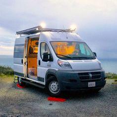 The 5 Best Affordable RVs and Camper Vans for Sale Custom Camper Vans, Custom Campers, Campers For Sale, Custom Vans, Vintage Campers Trailers, Camper Trailers, Dodge Camper Van, Ford Transit Conversion, Conversion Vans For Sale