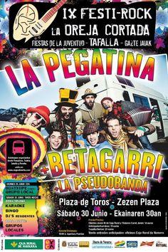 La Pegatina & Betagarri !!