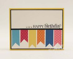 by Andrea Walford, Sunny Stampin'