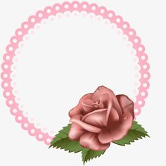 86 Best اطارات ورود Images Flower Frame Floral Borders And Frames
