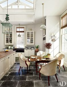 10 Perfect Kitchens to Drool Over