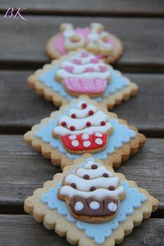 love these - need to start using fondant!