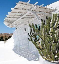 Rustic and romantic Mykonos villa | Interior Design and Home Decor