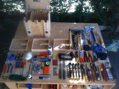 multifuntion toolbox