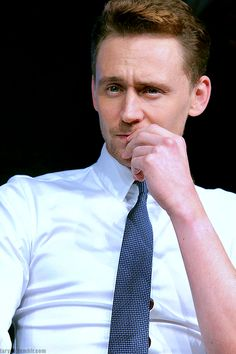 Damn you, Hiddles! : Photo