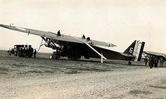 Farman F 222. El Aouina, Tunisa, 11th November, 1937