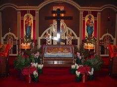 St. Gregory Of Nyssa Byzantine Catholic Church, Beltsville, MD