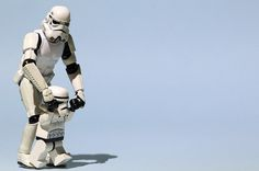 Storm Trooper's Family Album (Flickr). So clever.
