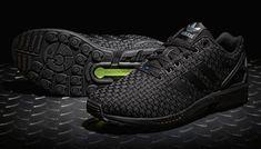 Kicks Deals – Official Website adidas ZX Flux 'Reflective Weave' Black/Black - Kicks Deals - Official Website