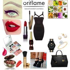 """Oriflame"" by veronika-nikkie-hajtmankova on Polyvore"