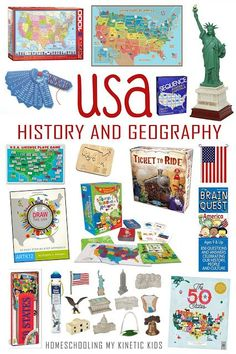 US Geography Learning Resources for Kids from Homeschooling My Kinetic Kids Geography For Kids, Geography Activities, Geography Lessons, Teaching Geography, History Activities, Teaching History, History Education, Dinosaur Activities, History Classroom