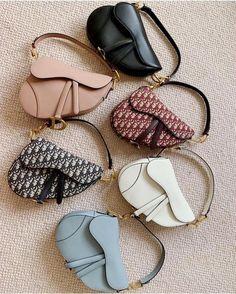 6 colors of Dior Saddle Bags Luxury Purses, Luxury Bags, Luxury Handbags, Luxury Gifts, Dior Saddle Bag, Saddle Bags, Louis Vuitton Handbags, Purses And Handbags, Cheap Handbags