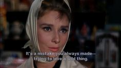 Breakfast at Tiffany's quotes
