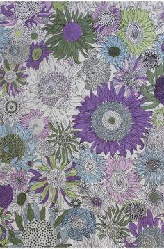 Liberty fabric - Susannah.  So lovely.