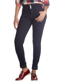 Here and Wear Jeans in Dark Wash, #ModCloth