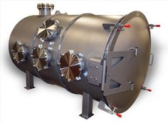 Vacuum Chamber for Analytical Instrumentation.