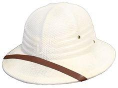 86109884d2eb0 Great for Sun Safari Pith Helmet   White   High Quality.   20.99   topbrandsclothing