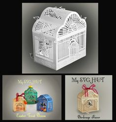 3D+Birdcage+und+Gunst+set+SVG+digitaler+download+von+MySVGHUT