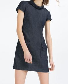 DENIM DRESS-View all-NEW THIS WEEK-Woman-COLLECTION SS16 | ZARA United States