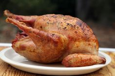 Homemade Thanksgiving: Classic Dry-Brined and Butter-Basted Roast Turkey with Herbs | Thanksgiving Recipes | Bay Area Bites | KQED Food