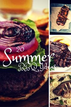 20 Summer BBQ Recipes You Don't Want To Miss...