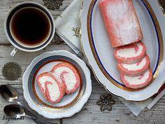 Японский бисквит и творожный крем - Мой журнал