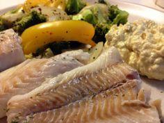 Poached_Cod.jpg with horseradish mayo |strictly paleo...ish|