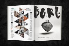 BARB Perfume (Student Project) on Packaging of the World - Creative Package Design Gallery