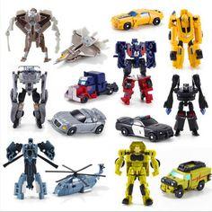 $1.58 (Buy here: https://alitems.com/g/1e8d114494ebda23ff8b16525dc3e8/?i=5&ulp=https%3A%2F%2Fwww.aliexpress.com%2Fitem%2F2016-New-Arrival-Mini-Classic-Transformation-Plastic-Robot-Cars-Action-Toy-Figures-Kids-Education-Bumblebee-Optimus%2F32736326556.html ) 2016 New Arrival Mini Classic Transformation Plastic Robot Cars Action & Toy Figures Kids Education Bumblebee Optimus Prime for just $1.58