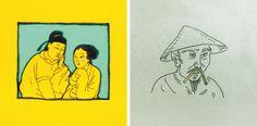 Nose Picking For Pleasure | design + illustration by San Wanshan Huang. hellosansan.com