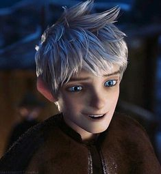 Jack Frost in his colonial clothes