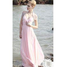 Pink Roaring Twenties Masquerade Ball Gowns Second Wedding Evening Dresses SKU-122046