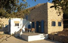 House in Livadia-Tilos island.