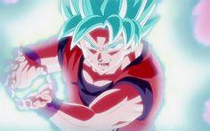 Goku ssb kaioken