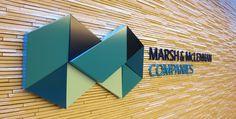 Marsh & McLennan Companies Logo | Lippincott #insurance #marshandmclennan