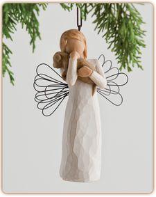 Angel of Friendship Ornament