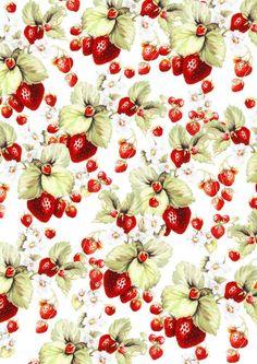 Lovely Strawberries: