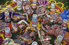 Garba: The traditional dance of Gujarat state