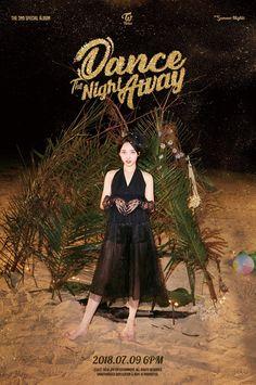 TWICE #Nayeon #Summer_Night #Dance_The_Night_Away #Twice_ComeBack_2018